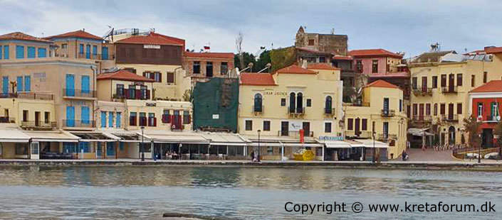 Chania havn - Chania old habour