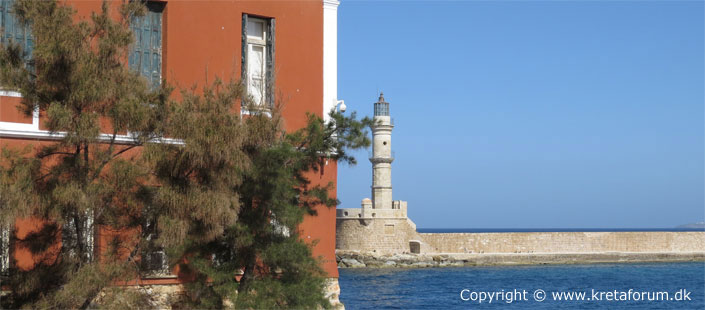 Chania havn - Chania old harbor