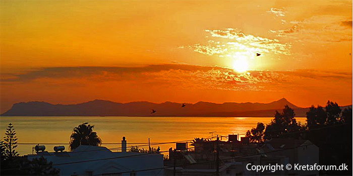 Sunrise - Chania - Crete