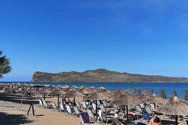 Ugens Foto er fra Agia Marina